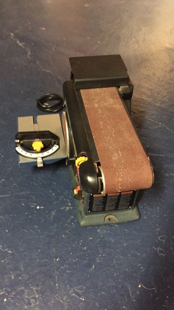 What Is A Disc Sander Used For
