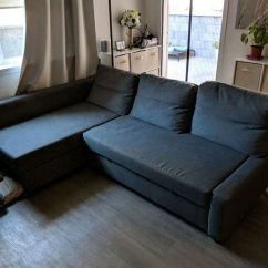 Ikea Sofa Sleeper Sectional Leather Grey Walls Dublin Icinde Ikinci El Satilik Holmsund Couch
