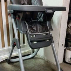 Graco Duodiner Lx High Chair Thonet Bent Plywood Used 3 In 1 For Sale Queens Letgo