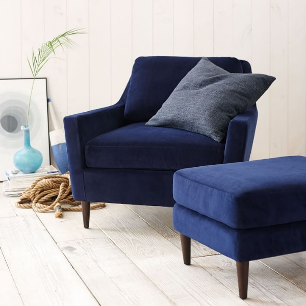 west elm everett chair paris side new york icinde ikinci el satilik letgo