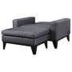 Brooklyn Bonded Leather Lounger Chair And Ottoman Best Outdoor Chairs Used For Sale In 1 3