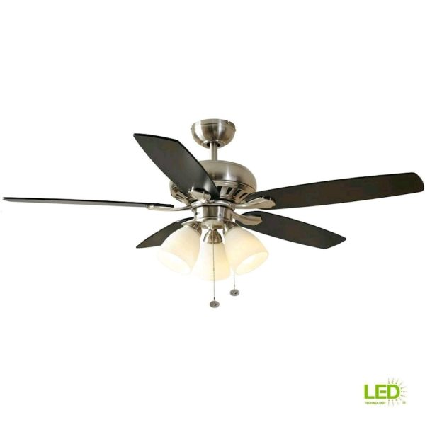 Hampton Bay Ceiling Fan Remote Not Working After Power Outage Taraba Home Review