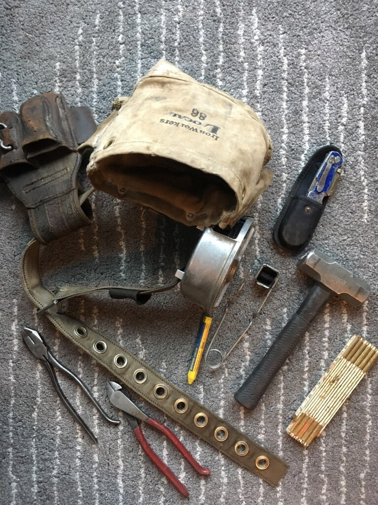 Iron Worker Tools - Year of Clean Water