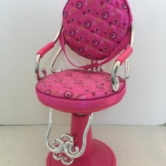 Doll Salon Chair Blames High Cushion Used Our Generation For Sale In Northampton Letgo