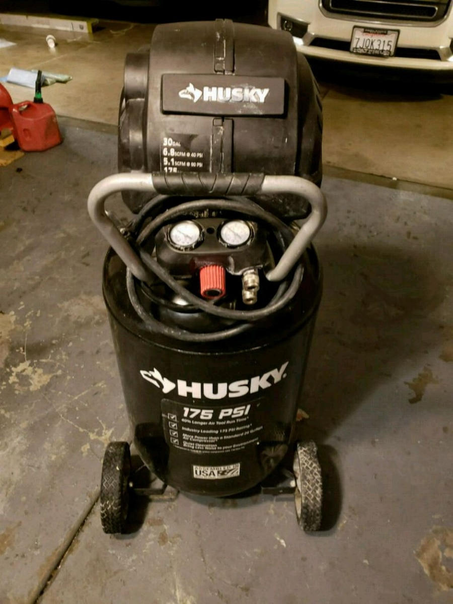 Husky 30 Gallon Air Compressor Air Filter