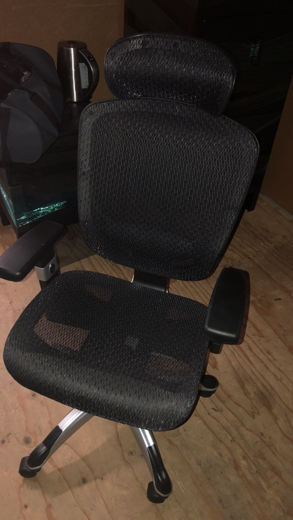ergonomic chair brand wicker rocking chairs uk used office new for sale in berkeley letgo