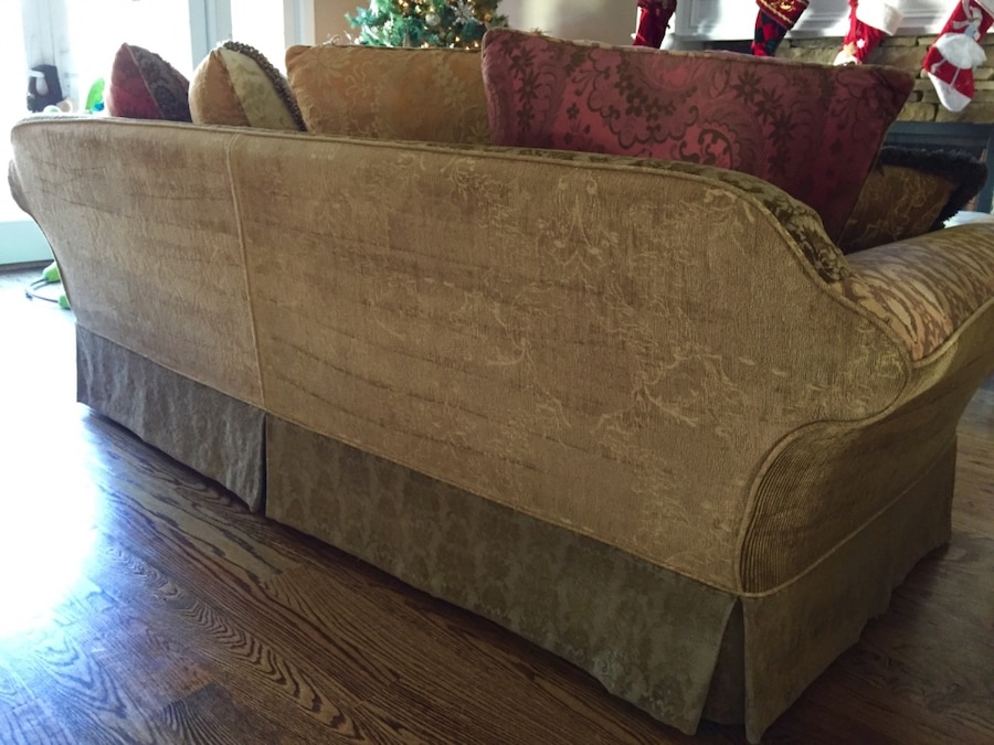 j m paquet sofa leather reclining made in usa used designer for sale wyckoff letgo 1 3