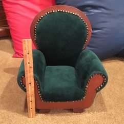 American Doll Chair Best Buy Gaming Used Heirloom Perfect For Girl Dolls Sale In Ballwin Letgo