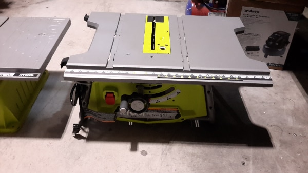 Ryobi Table Saw Rts10ns