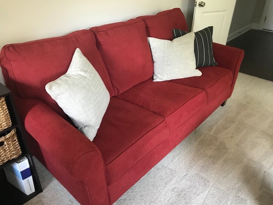 used sleeper sofa for sale most durable fabric pets in roswell letgo