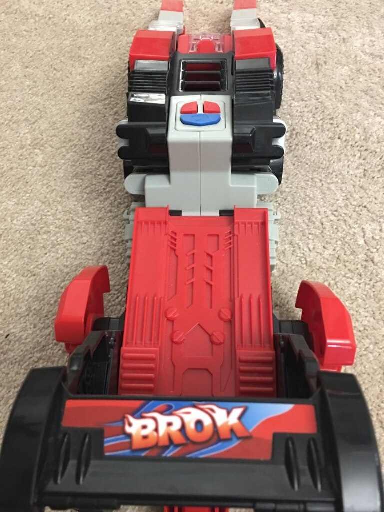 Used Switch & Go Dinos Brok the Brachiosaurus by VTech for ...