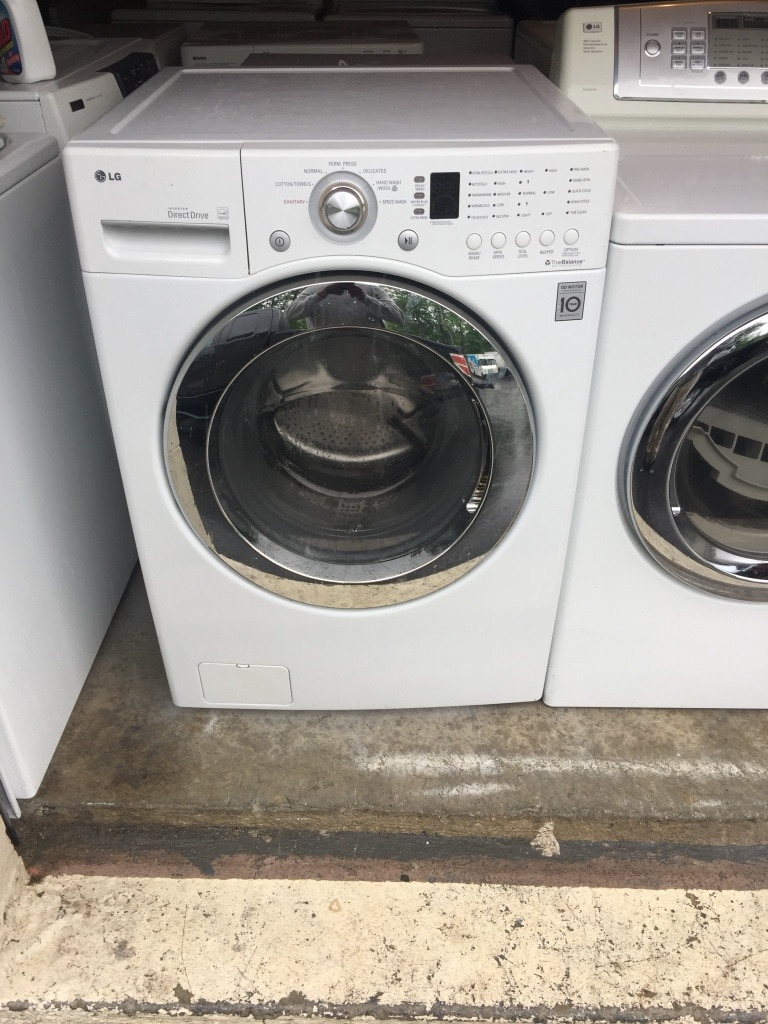Used Nice Lg Frontloading Washer And Dryer In Cary
