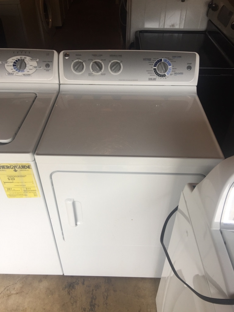 Used Nice Newer Model Ge Washer And Dryer . In Cary