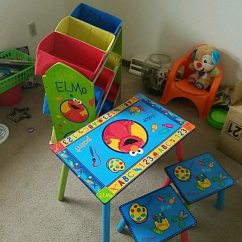 Elmo Table And Chairs Hay About A Chair Aac22 Stoel Used Set You Chest Matching For Sale In