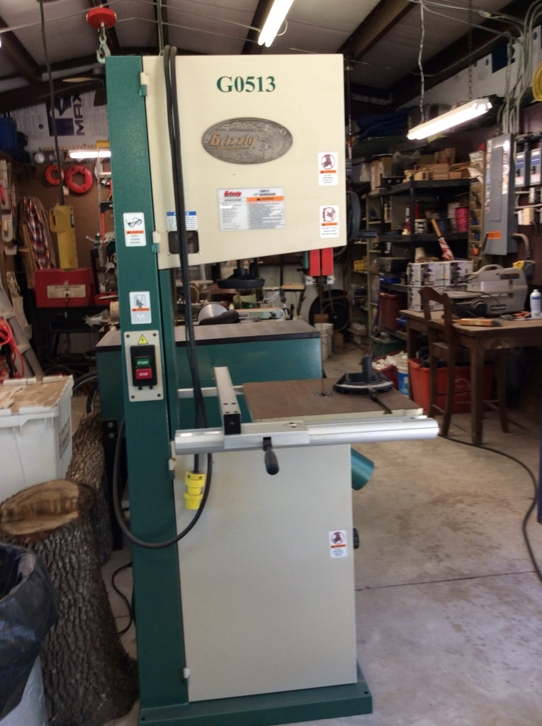 17 Bandsaw For Sale