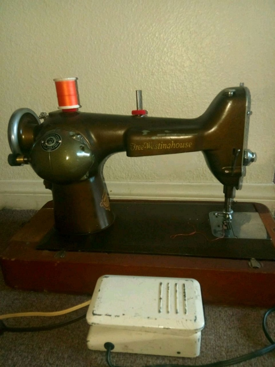 Free Westinghouse Sewing Machine Parts