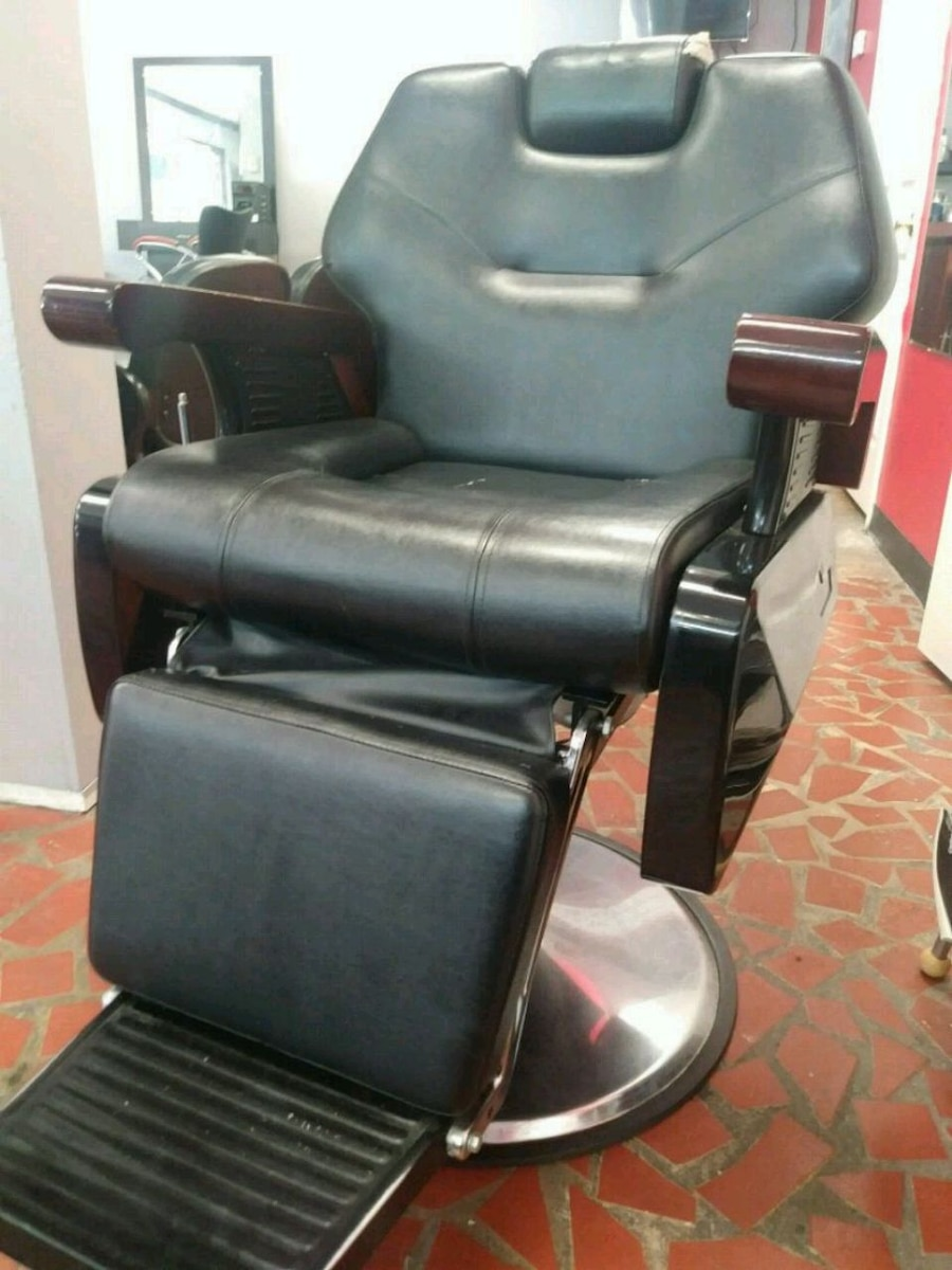 used barber chair for sale ikea junior 4 pcs in lithonia letgo