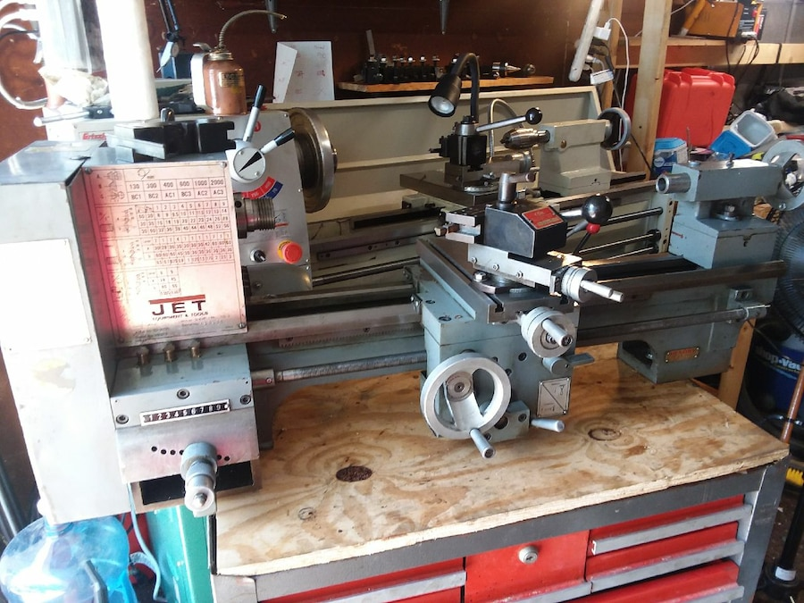 Jet 9×20 Lathe Review
