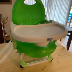 Portable High Chair Chicco 7 Chairs Photography Used For Sale In Concord Letgo