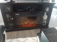 Used MASTER FLAME ELECTRIC FIREPLACE ???? in Hamilton