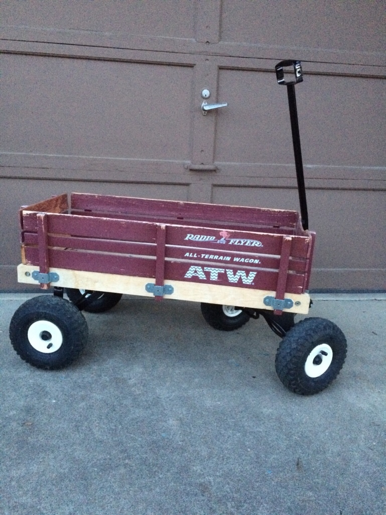Used Radio Flyer Terrain Wagon - Cargo Atw In Westminster