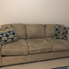 Nice Sofa Set Pic Baby Singapore Used Brown Couch Including Ottoman For Sale In Dunwoody Letgo