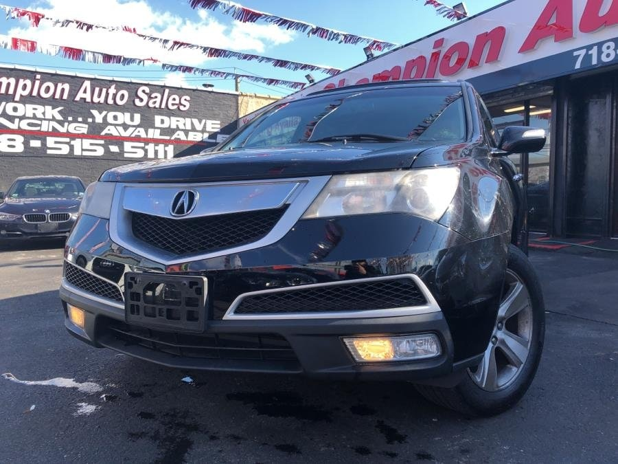 Used Acura Mdx 2010 For Sale In Bronx Letgo