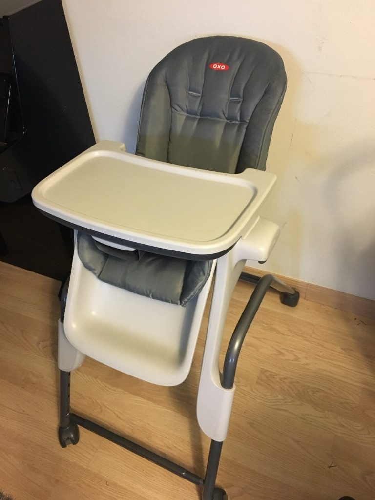 oxo high chair arm walmart used adjustable height for sale in concord letgo homeother