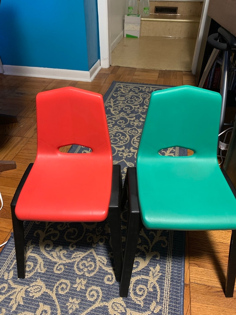 yellow chairs for sale ultralight camp chair used red green blue and in schenectady letgo