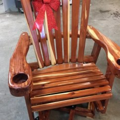 Cedar Rocking Chairs Chair Cover Hire Suffolk Used 360 Spin For Sale In Franklin Letgo