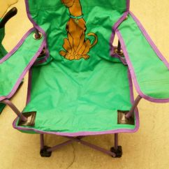 Scooby Doo Chair Foldable With Cushion Singapore Used Childs Folding For Sale In Salinas Letgo