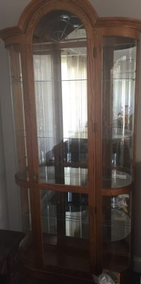 Used Curio Cabinet in Orland Park