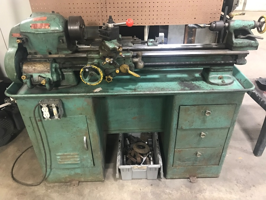 South Bend Lathe For Sale