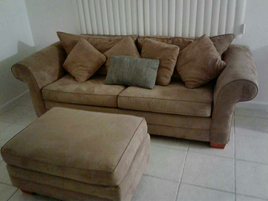 living room package yellow and brown decorating ideas kevin charles sleeper sofa bed