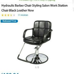 Stylist Chair For Sale Cheap Cool Chairs Used Hydraulic Barber In Augusta Letgo