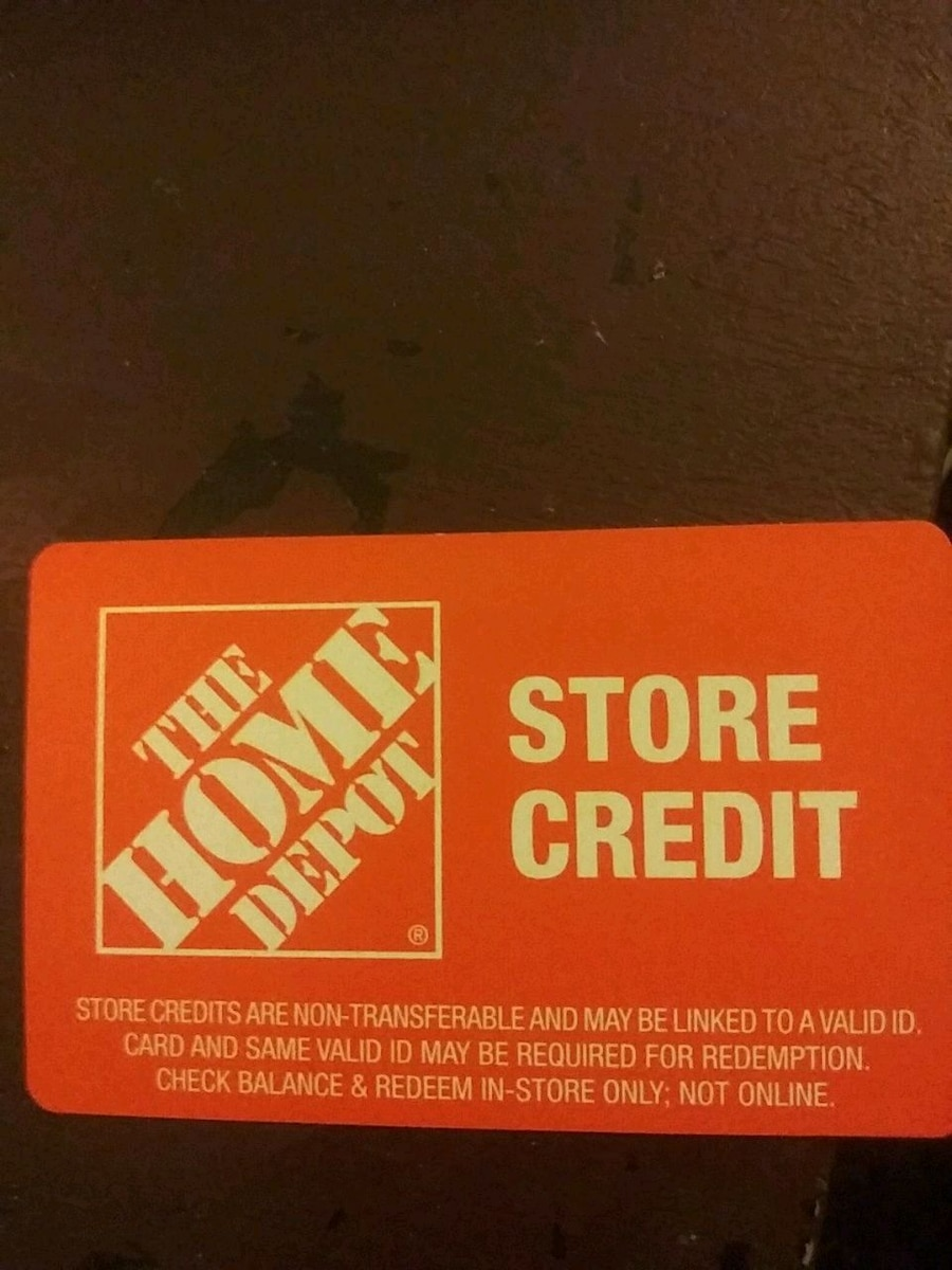 Check Home Depot Store Credit Card Balance : check, depot, store, credit, balance, Depot, Store, Credit, Balance, HomeLooker