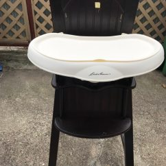 Eddie Bauer High Chairs Cotton Wedding Chair Covers Hire Used Classic Comfort Wooden For Sale In San