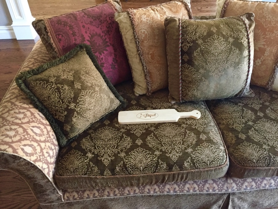 j m paquet sofa images of living rooms with green sofas used designer for sale in wyckoff letgo 1 3