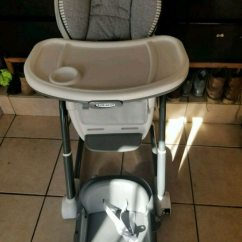 Graco High Chair Blossom Swivel Dining Room Chairs Uk Used 6 In 1 For Sale Los Angeles Letgo