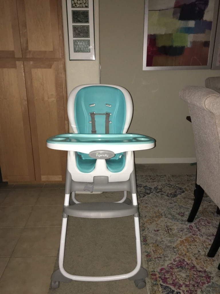 toddler chair booster seat gaming steel frame used fullhigh for sale in san jose letgo