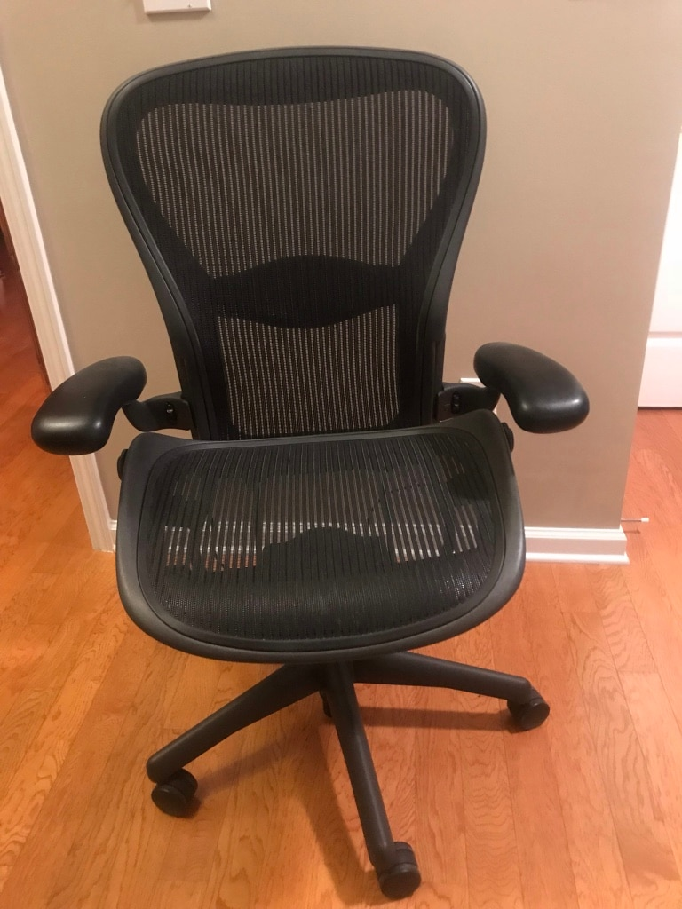 aeron chair sale home goods used herman miller for in smyrna letgo