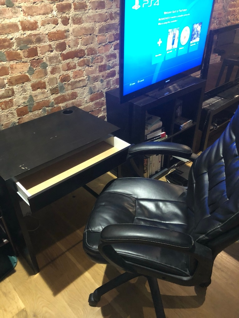 nice computer chairs office chair mat 60 x 72 used small desk and strong clean for sale in new york letgo