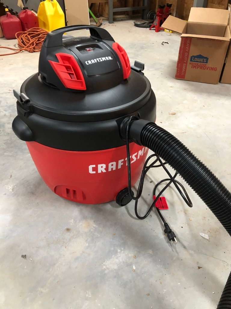 Craftsman Shop Vac 16 Gallon
