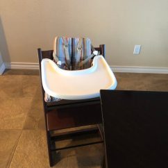 Stokke High Chair Folding Chairs With Cushions Used Mahogany For Sale In Odessa Letgo