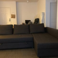 Storage Sectional Sofa Bed London And Chair Company Used Ikea With Pull Out Convertible For Sale In San Jose Letgo