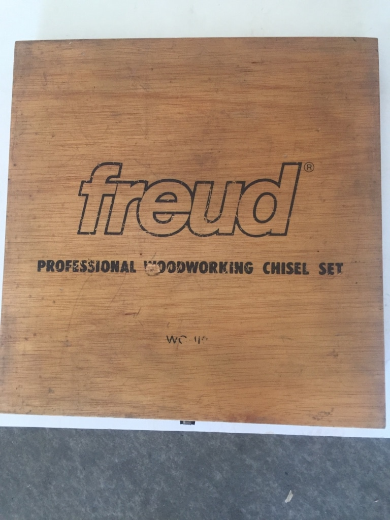 Freud Woodworking Chisel Set