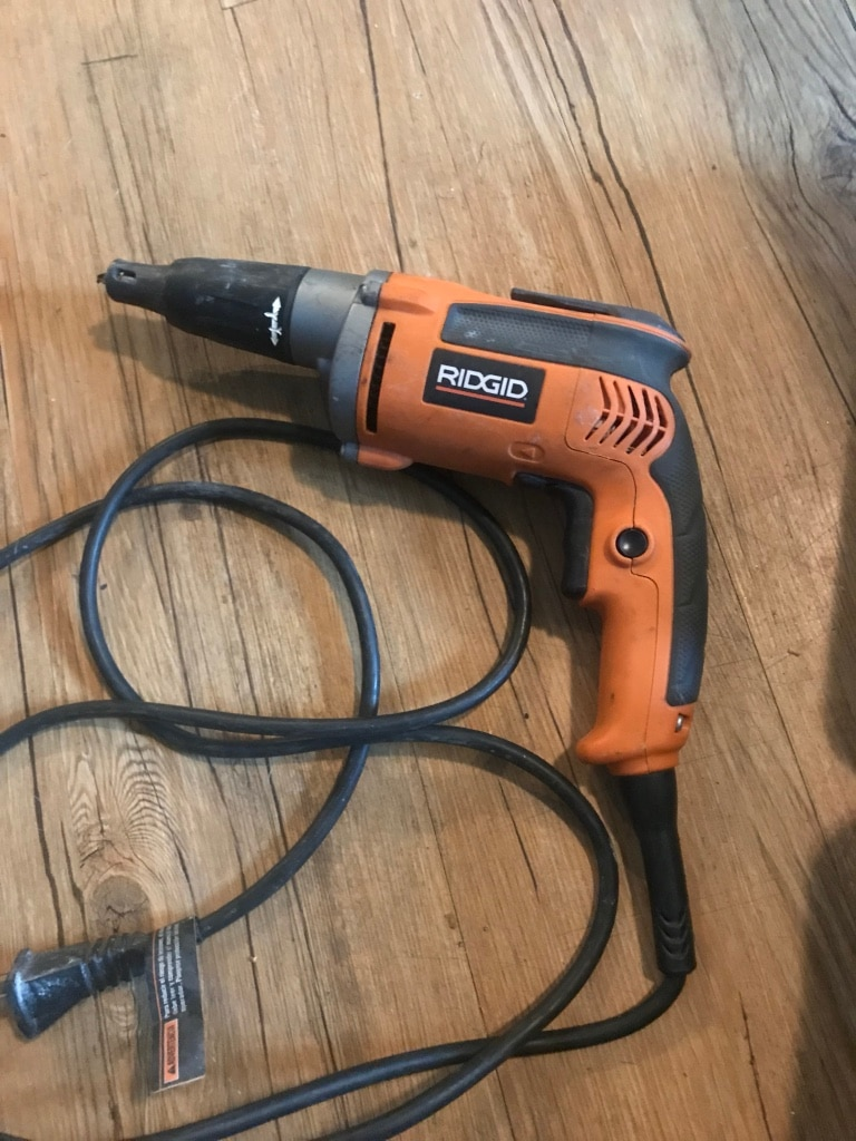 Ridgid Drywall Screw Gun