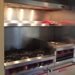 Vulcan Kitchen Metal Shelf Used Gray Cooking Area For Sale In Roslyn Heights Letgo Homeother