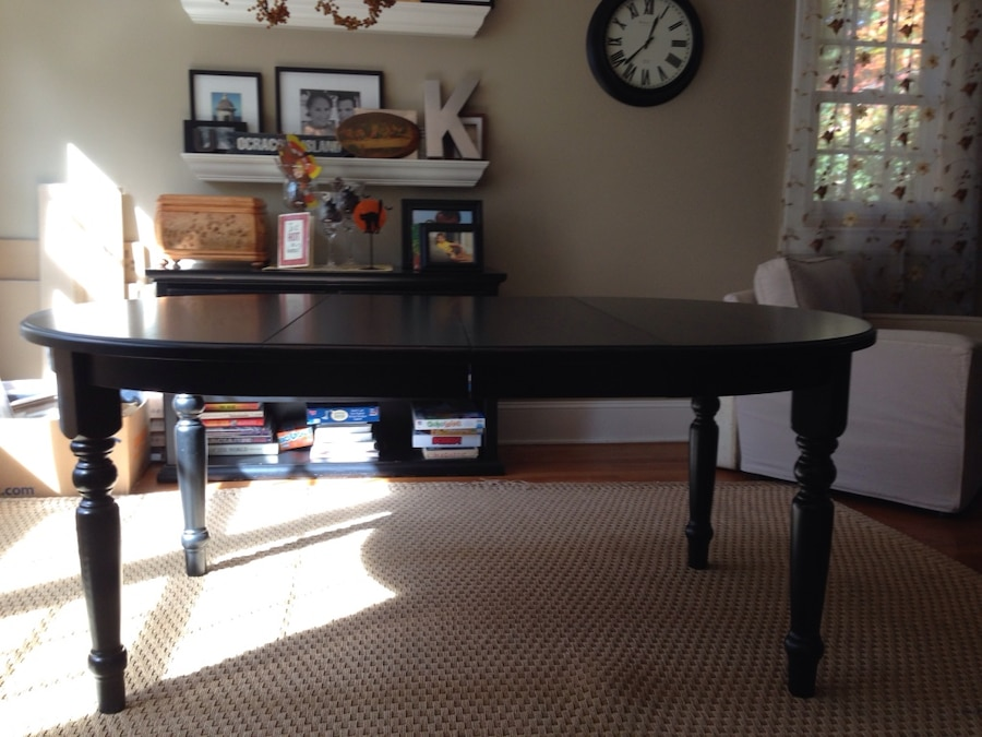 Used Pottery Barn Ashford Extending Dining Table For Sale