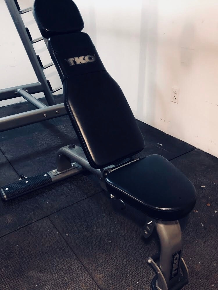 chair gym commercial modern windsor used tko adjustable bench for sale in new york